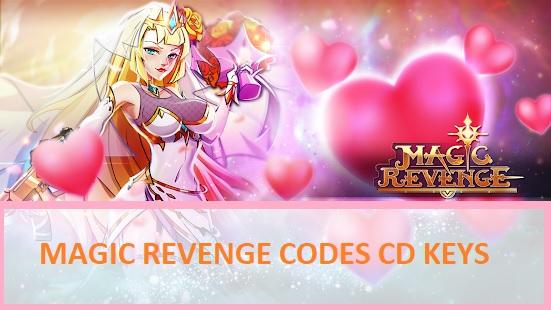 Magic Revenge Codes CD Key Gift Code