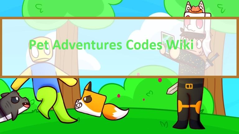 Pet Adventures Codes Wiki