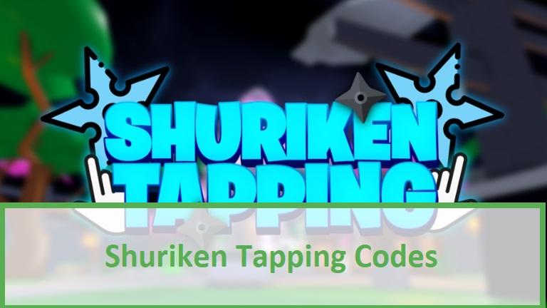 Shuriken Tapping Codes Wiki