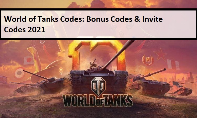 World of Tanks Codes Wiki