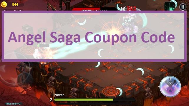 Angel Saga Coupon Code