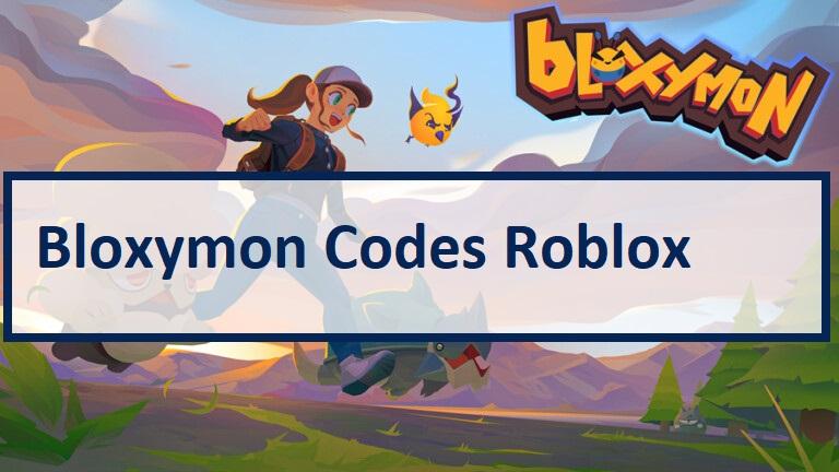 Bloxymon Codes Wiki