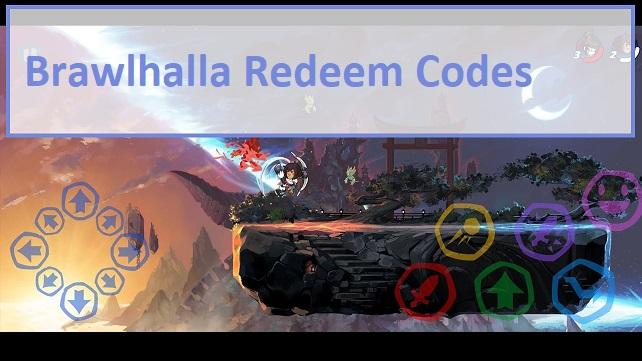 Brawlhalla Redeem Codes