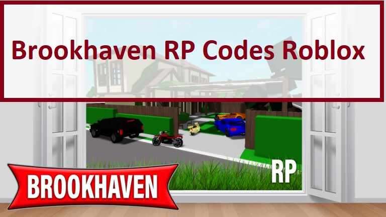 Brookhaven RP Codes Roblox