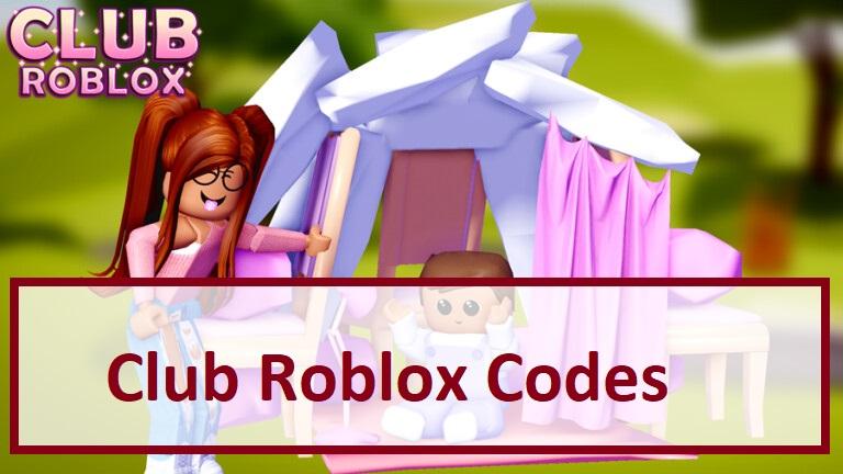 Club Roblox Codes Wiki