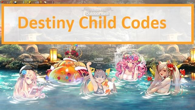 Destiny Child Codes