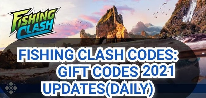 Fishing Clash Codes Gift Codes