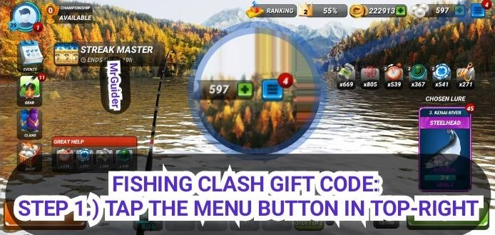 Fishing Clash Codes