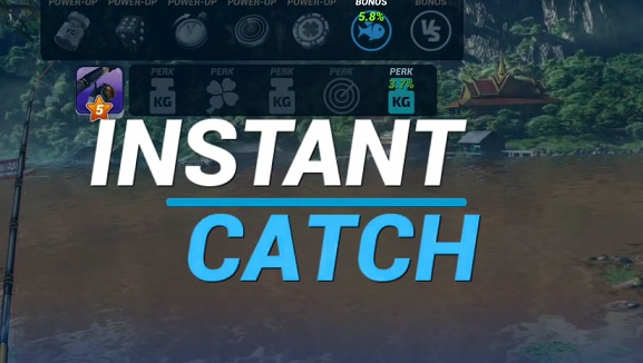 Fishing Clash Instant Catch Chance Rod
