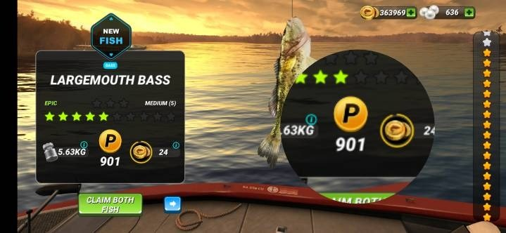 Fishing Clash Rods License