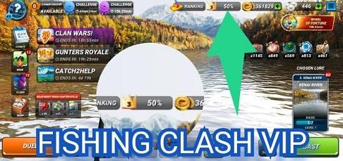 Fishing Clash VIP