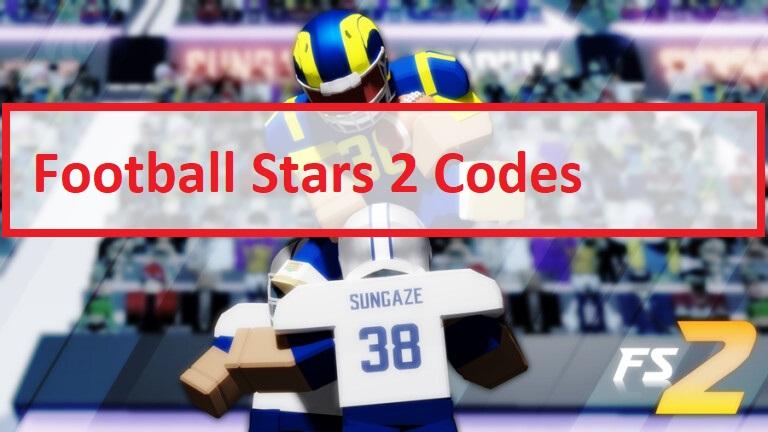 Football Stars 2 Codes Wiki