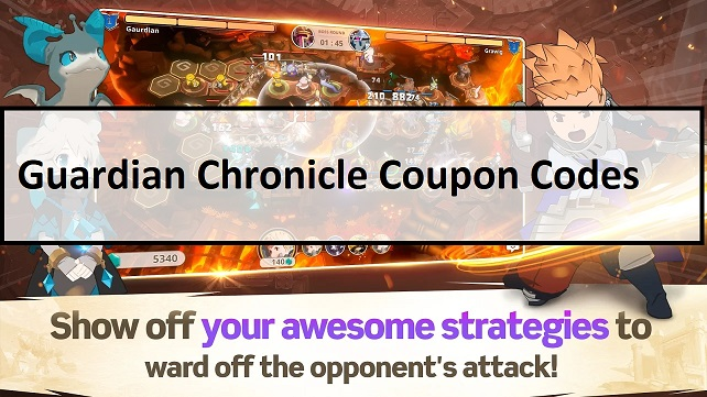 Guardian Chronicle Coupon Codes