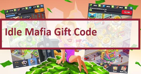 Idle Mafia Gift Code