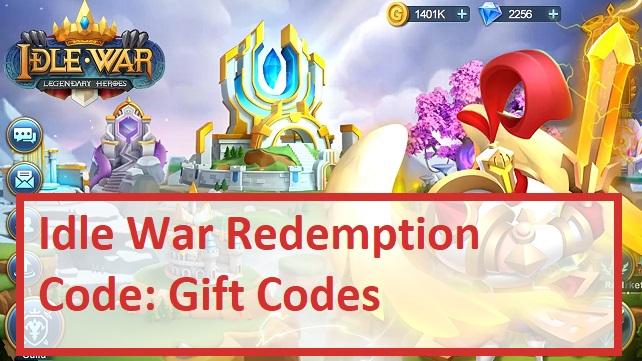 Idle War Redemption Code