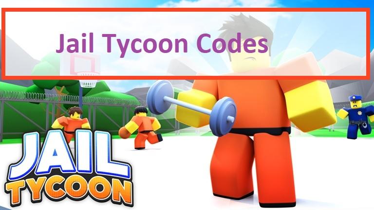 Jail Tycoon Codes Wiki