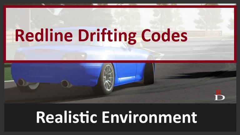Redline Drifting Codes