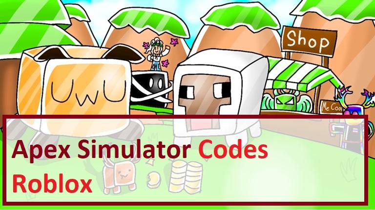 Apex Simulator Codes Wiki Roblox