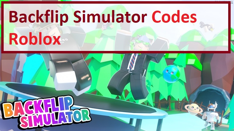 Backflip Simulator Codes Wiki Roblox