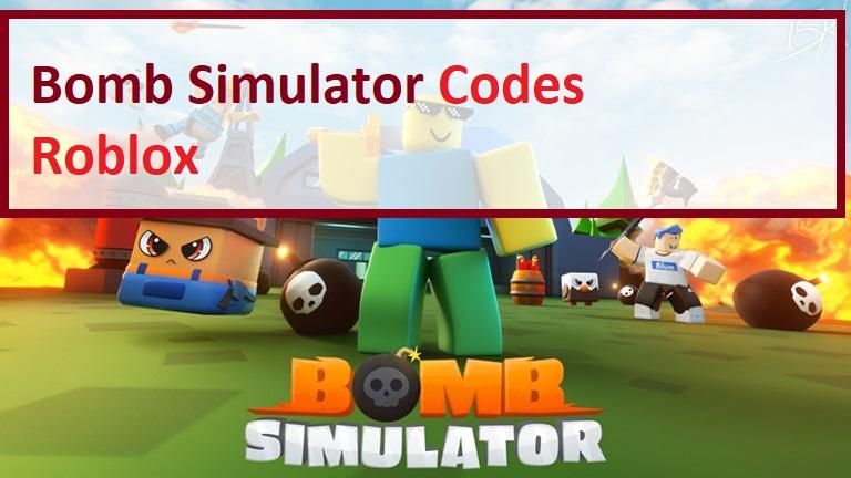 Bomb Simulator Codes Roblox Wiki