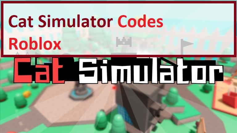 Cat Simulator Codes Roblox Wiki