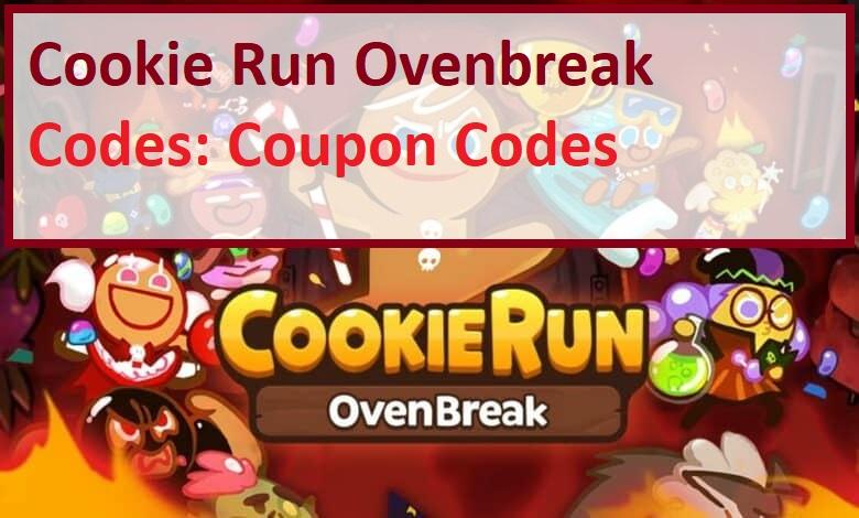 Cookie Run Ovenbreak Codes Coupon