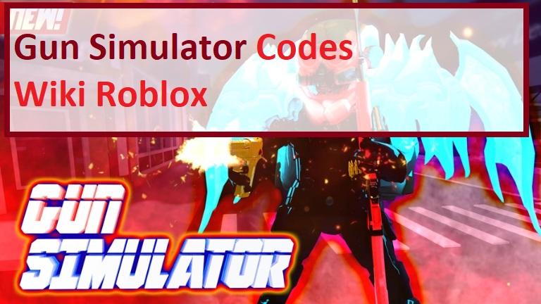 Gun Simulator Codes Wiki Roblox
