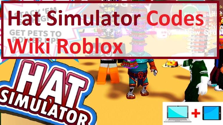 Hat Simulator Codes Wiki Roblox