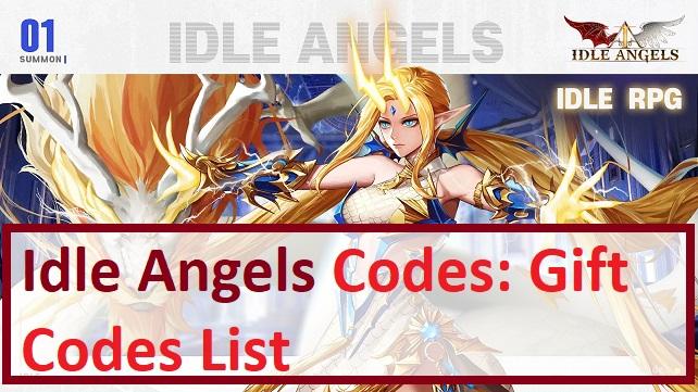 Idle Angels Codes Gift Code