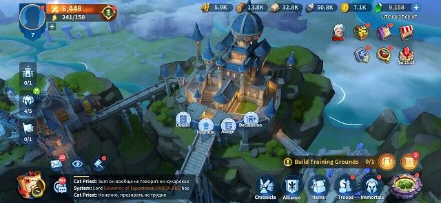 Infinity Kingdom Castle