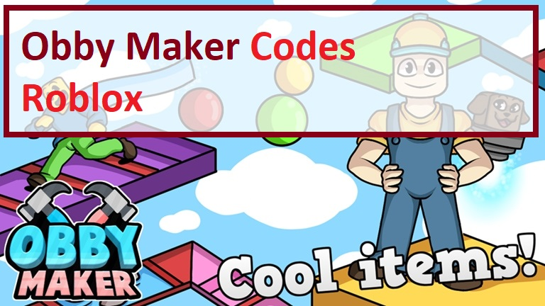 Obby Maker Codes Wiki Roblox