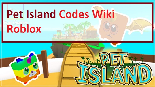 Pet Island Codes Wiki Roblox