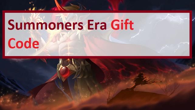 Summoners Era Gift Code
