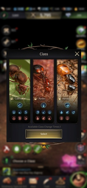 The Ants Underground Kingdom Class Guide