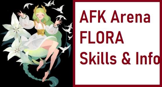 AFK Arena Flora