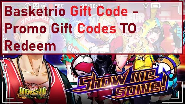 Basketrio Gift Code