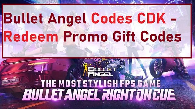 Bullet Angel Codes CDK