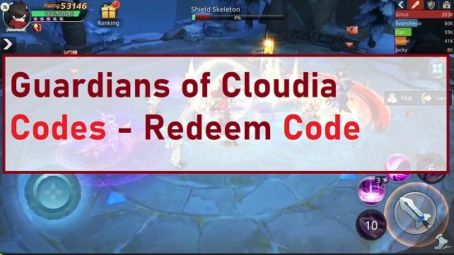 Guardians of Cloudia Codes - Redeem Code