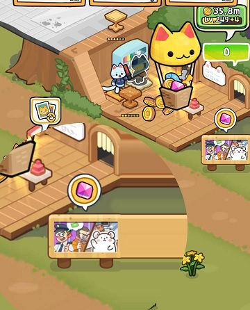 Idle Cat Tycoon