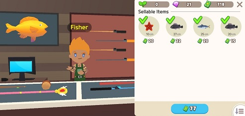 Play Together Fishing Guide