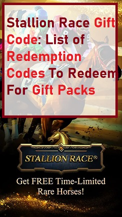 Stallion Race Gift Code