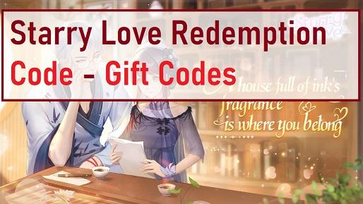 Starry Love Redemption Code - Gift Codes