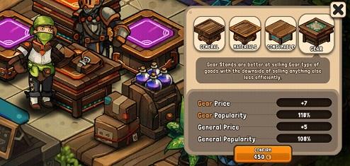 Tiny Shop Game