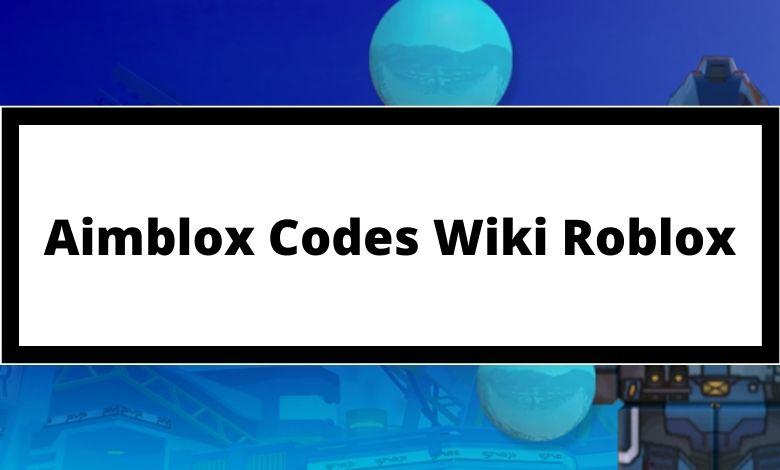 Aimblox Codes Wiki Roblox