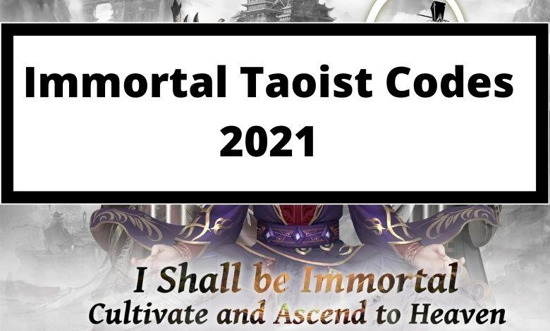 Immortal Taoist Codes