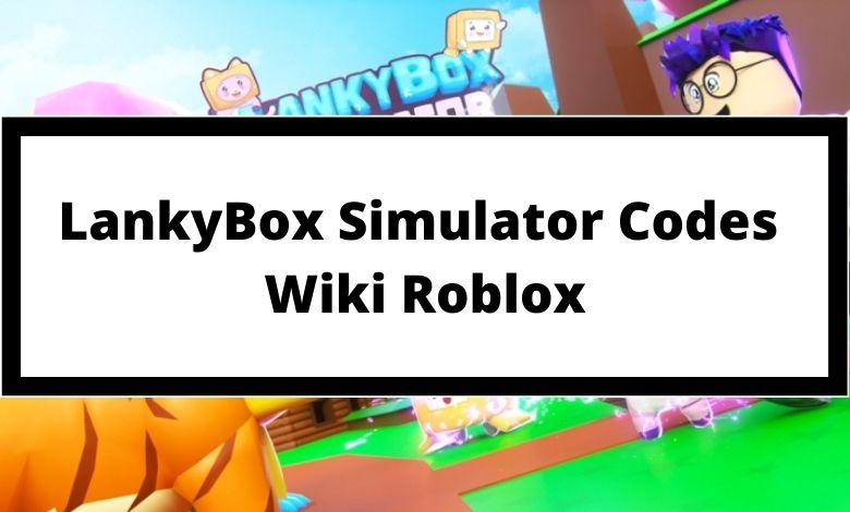 LankyBox Simulator Codes Wiki Roblox
