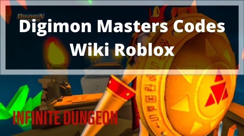 Digimon Masters Codes Wiki Roblox