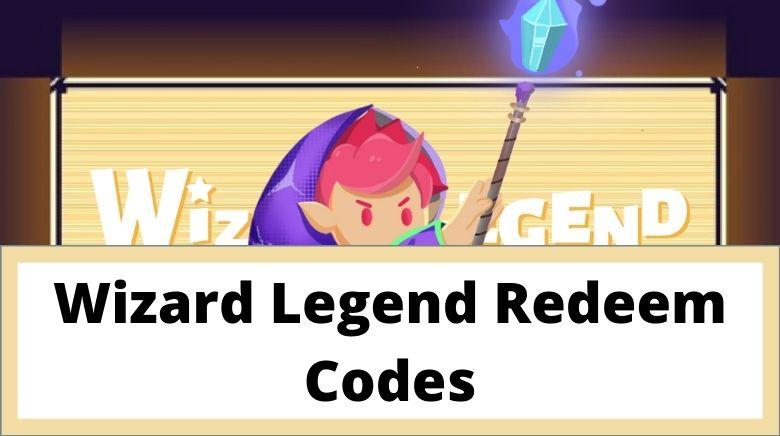 Wizard Legend Redeem Codes