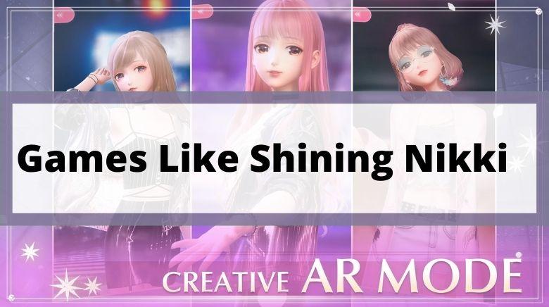 Games Like Shining Nikki