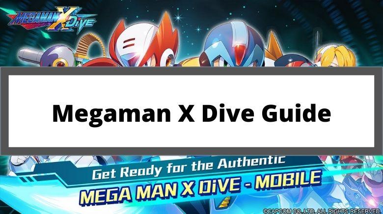 Megaman X Dive Guide